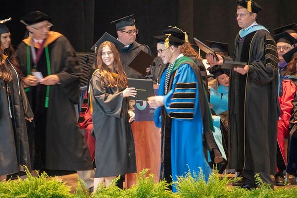 Lisa's Graduation from Jefferson