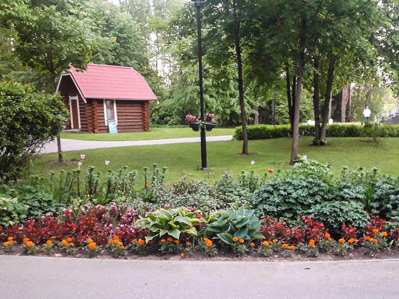 Valday District, Village Roshchino, Novgorod Oblast