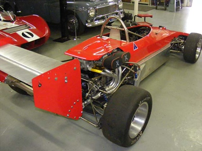 SOLD - Lola T-620 Formula Super Vee