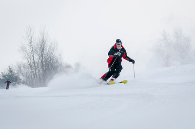 Ohio Powder Day 1-9-15