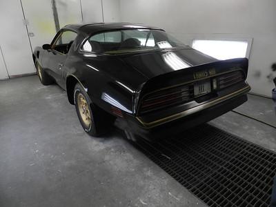 1976 Pontiac Trans AM Restoration