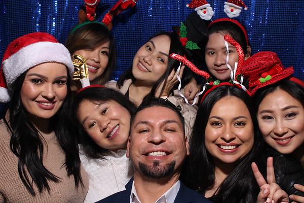 Landmark Christmas Party 2019