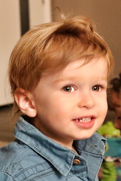 Nicholas' Second Birthday Party!