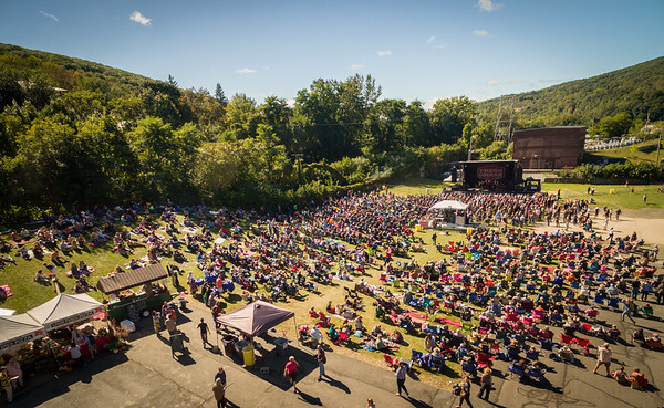 FreshGrass @ Mass Moca
