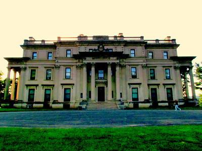 The Frederick Vanderbilt Mansion - Hyde Park NY