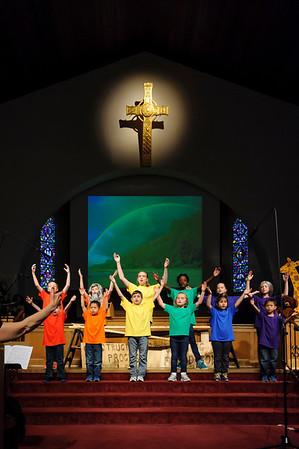 Children's Musical - A Technicolor Promise 4-27-2014