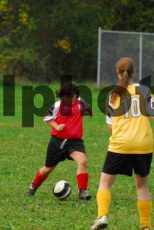 Team 1 Red vs Team 4 Gold - 11:00 - 10-13-07