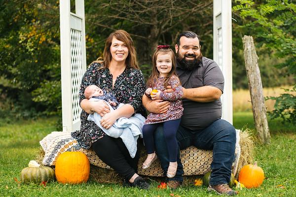 Fall Family Mini Sessions-The Calders