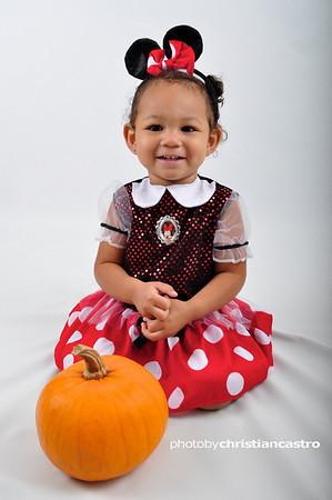 Tiara's 1st Halloween 10.24.10