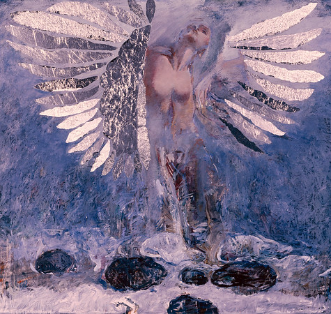 Floating Angel #11     (Price: $2500.00)