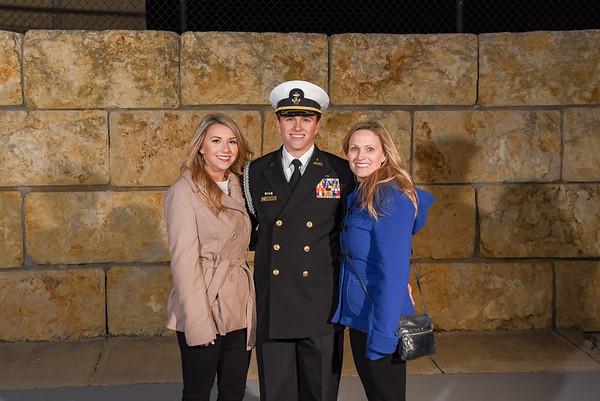 VRHS ROTC Senior Night 2018