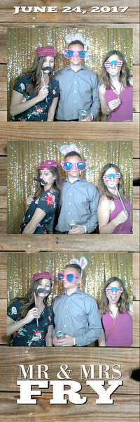Fry Wedding Photobooth   2017