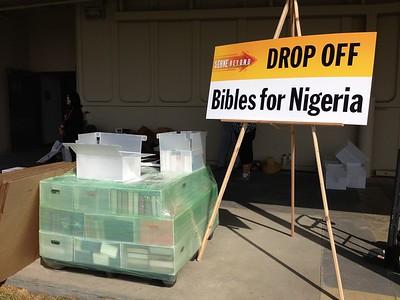Bibles for Nigeria