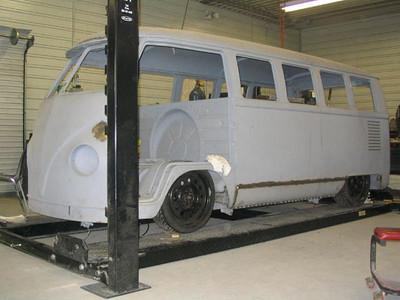 '64 VW Van