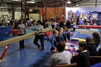 Falcon Gymnastics : Session 3 : Level 6 / IPO