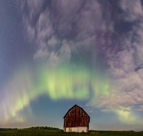 Northern Lights - August 26, 2018