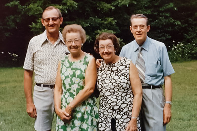 All About Me - Grandma and Grandpa