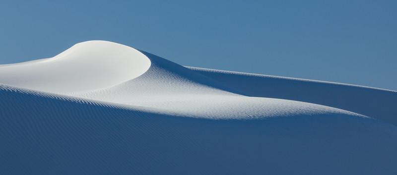 'Dune Arcs' - White Sands, New Mexico