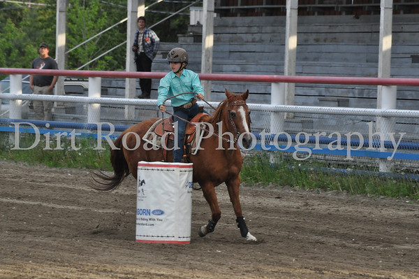 Barrel Races