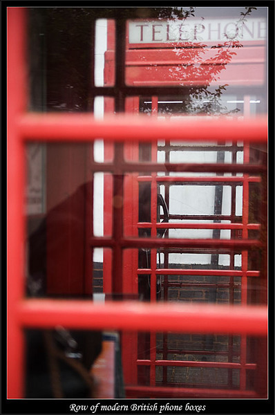 Modern British Telecom red phone boxes - though these are also slowly disappearing (81271277).jpg