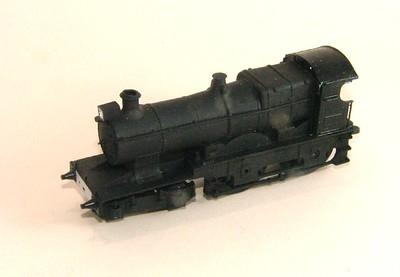 Armoured Train, Hairy Mary