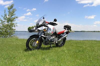 2003 BMW R1150 GS Adventure