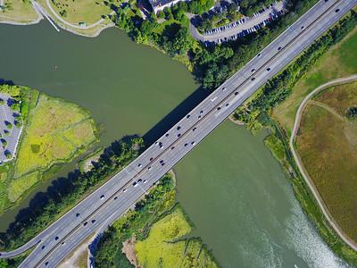 Aerial Photos of Massachusetts & New Hampshire