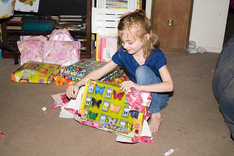 Sarah's 7th Birthday