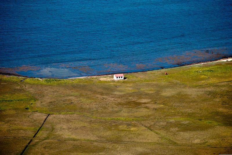 Aðalvík - Sæból. Skólinn