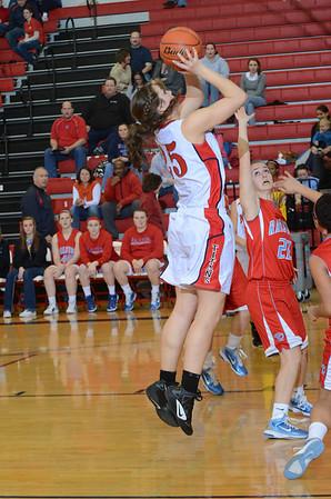 Varsity Girls Basketball vs Ralston
