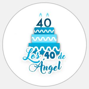 40 Cumpleaños Ángel