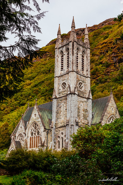 Neo Gothic Church @ Kylemore Abby