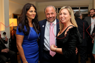 NEW YORK, NY - MARCH 09:  A Fundraiser For Bo Dietl Candidate For Mayor Of New York at a private upper west side residence.