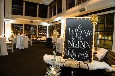 NGINX Holiday 2018