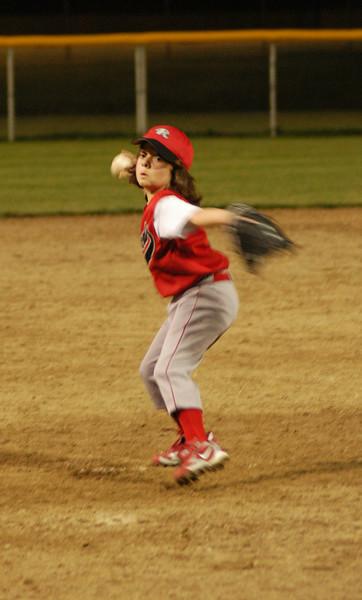 April 2007  League Play