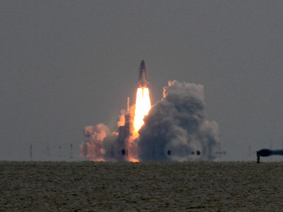 Shuttle Launch Trip 2011