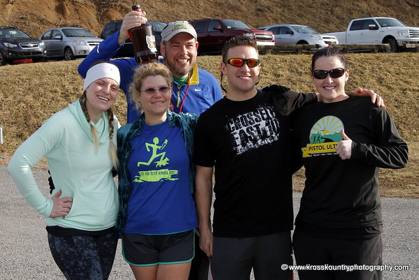 01.31.15: Beer Mile at Holston River Brewing
