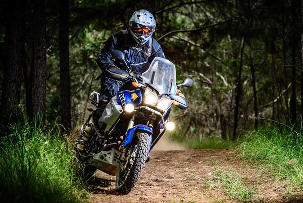 Yamaha XTZ 1200 Super Tenere - May, 2013