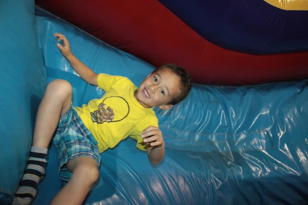 Ahser's 3rd Birthday Party