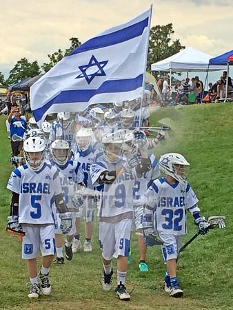 7/2/2016 - Leading Edge Elite 2021 vs. Team Israel - Dick's Sporting Goods Park, Denver, CO