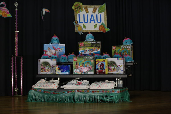 Ultimate Luau Pageant - Tiffany Parker