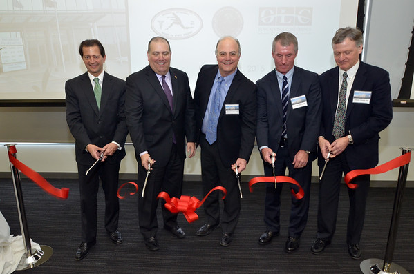 Building Orthopaedics Ribbon Cutting Ceremony