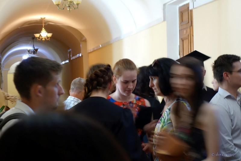 012 Kyiv, Ann's degree convocation.jpg