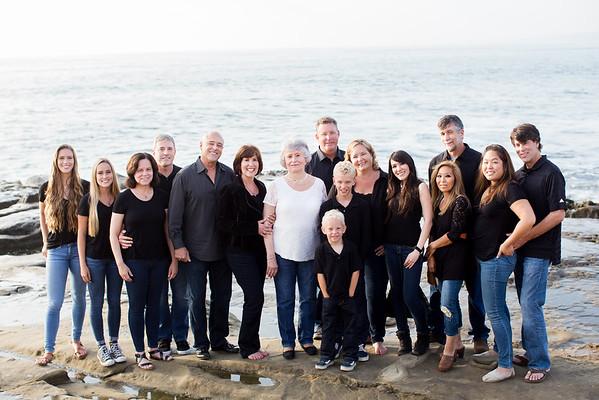Mary Drake Family