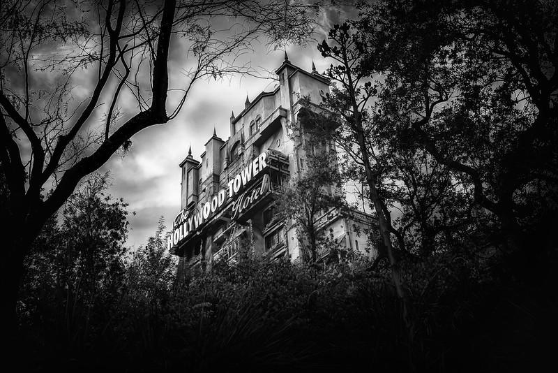 A Tower of Terror Halloween