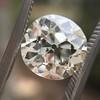 3.46ct Old European Cut Diamond GIA M, VS1 25