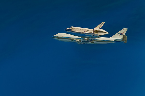 "Space Shuttle ""Endeavour"" Final Tour"