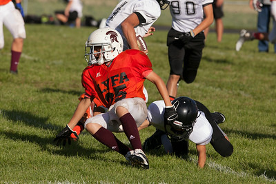 8th Grade Erie Football Aug16 2014