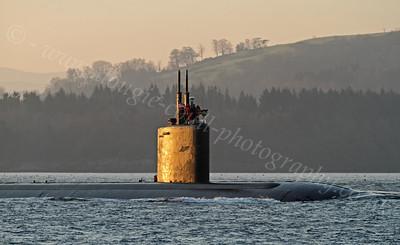 Submarines - US Navy