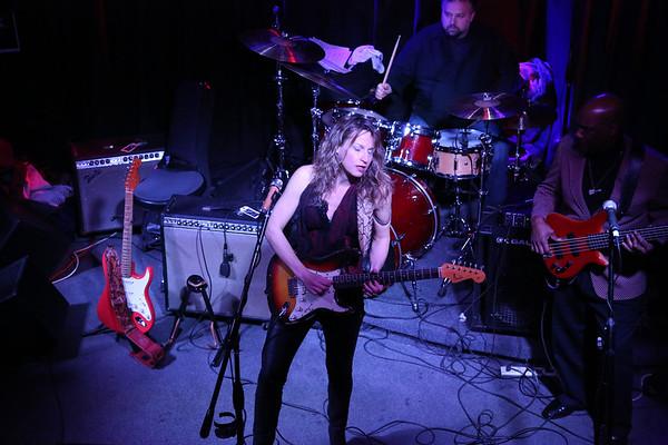 Ana Popovic at Sportsmen's Tavern Buffalo, NY January 2014